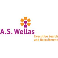 Логотип компании «A.S.Wellas»