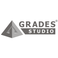Логотип компании «Grades Studio»