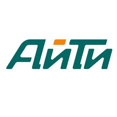 Логотип компании «АйТи»