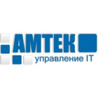 Логотип компании «Амтек»