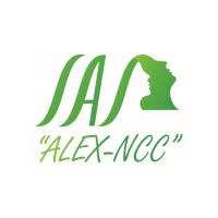 Логотип компании «ALEX-NCC»