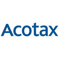 Логотип компании «Acotax»