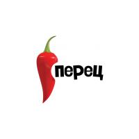 Логотип компании «Телеканал ПЕРЕЦ»