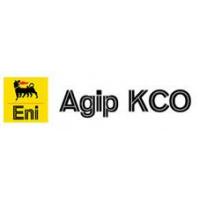 Логотип компании «AGIP KCO»