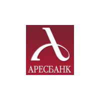 Логотип компании «АРЕСБАНК»