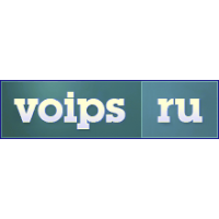 Логотип компании «Voips.ru»
