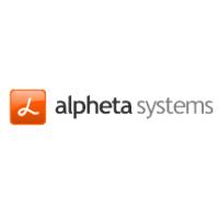 Логотип компании «Альфета Системс»