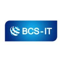 Логотип компании «БКС-АйТи (BCS-IT)»