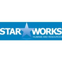 Логотип компании «Starworks»