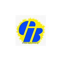 Логотип компании «Солнечный ветер»