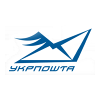 Логотип компании «Укрпочта»