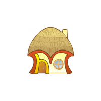 Логотип компании «моя хата»