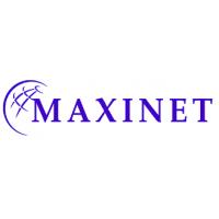 Логотип компании «МаксиНэт»