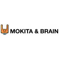 Логотип компании «Mokita & Brain»