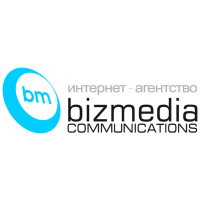 Логотип компании «Bizmedia Communications»