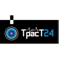 Логотип компании «Траст 24»