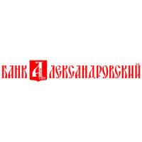 Логотип компании «Банк Александровский»