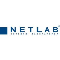 Логотип компании «Сетевая Лаборатория (NetLab)»