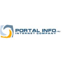 Логотип компании «Портал Инфо»