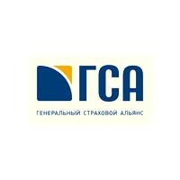 Логотип компании «Генеральный Страховой Альянс»