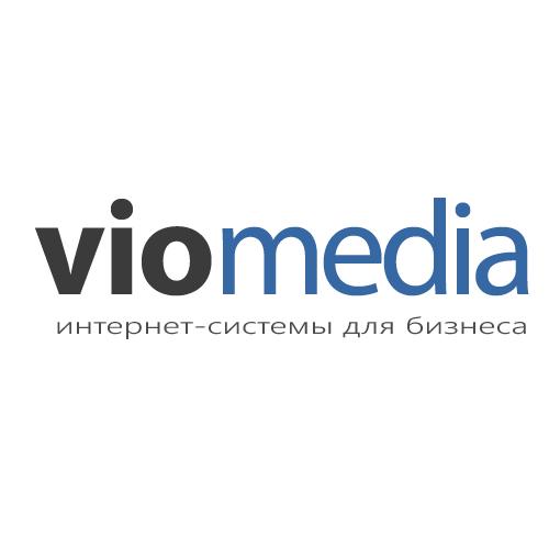 Логотип компании «viomedia»