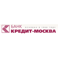 Логотип компании «Банк Кредит-Москва»