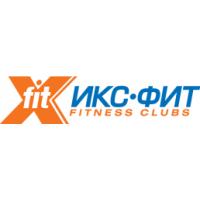 Логотип компании «ИКС-ФИТ»