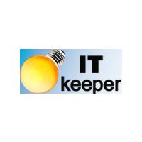 Логотип компании «IT-Keeper»