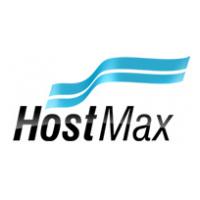 Логотип компании «ХостМакс»
