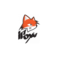 Логотип компании «iFoxy»