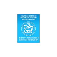 Логотип компании «НИИ молекулярной биологии и биофизики СО РАМН (НИИ МББ)»