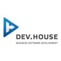 Логотип компании «Dev-House»
