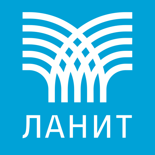 Логотип компании «ЛАНИТ»