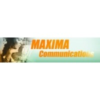 Логотип компании «Maxima Communications»