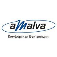Логотип компании «Комфортная Вентиляция»