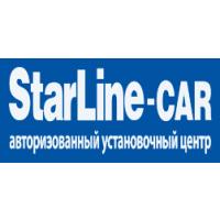 Логотип компании «StarLine-car»