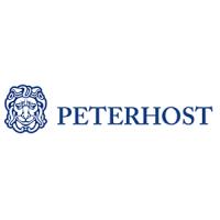 Логотип компании «Peterhost»