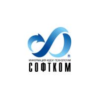 Логотип компании «СОФТКОМ»