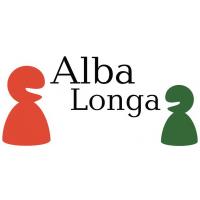 Логотип компании «Бюро переводов Альба Лонга»
