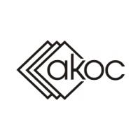 Логотип компании «АКОС»