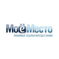 Логотип компании «МоёМесто.ru»