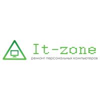 Логотип компании «АйТиЗон»