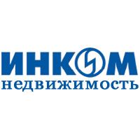 Логотип компании «ИНКОМ-Недвижимость»