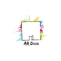 Логотип компании «AR Door»