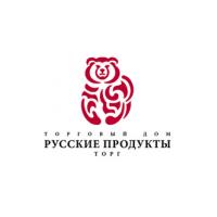 Логотип компании «РУССКИЕ ПРОДУКТЫ торг»