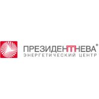 Логотип компании «Президент-Нева»