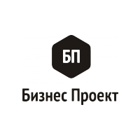 Логотип компании «Бизнес Проект»
