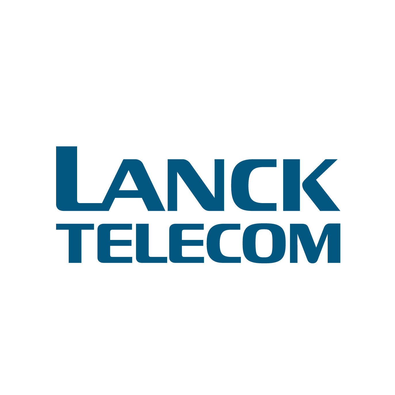Логотип компании «Lanck Telecom»