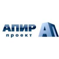 Логотип компании «АПИР-проект»