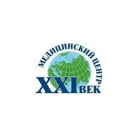 Логотип компании «Медицинский центр XXI век»